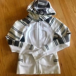 Lululemon Scuba hoodie Sz 2